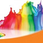 نقاشی ساختمان با رنگ روغني و اکریلیک