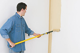 خدمات نقاشي ساختمان و تزئيناتي ساختمان