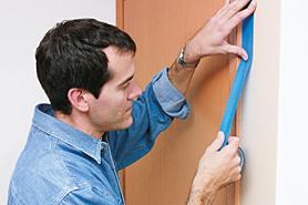 آشنايي با حرفه ي نقاشي ساختمان
