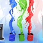 آموزش رنگ آمیزی و نقاشی ساختمان با پیستوله