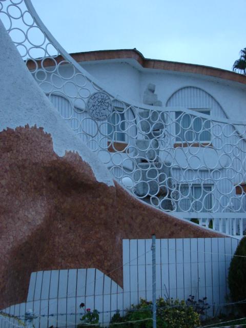 نمونه کار نقاشی ساختمان
